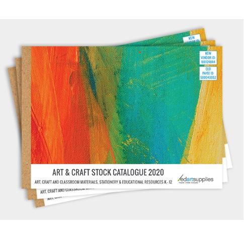2020 Art & Craft Stock Catalogue