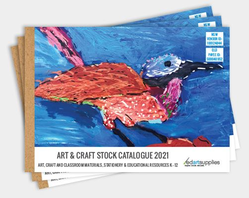 2021 Art & Craft Stock Catalogue out Now!