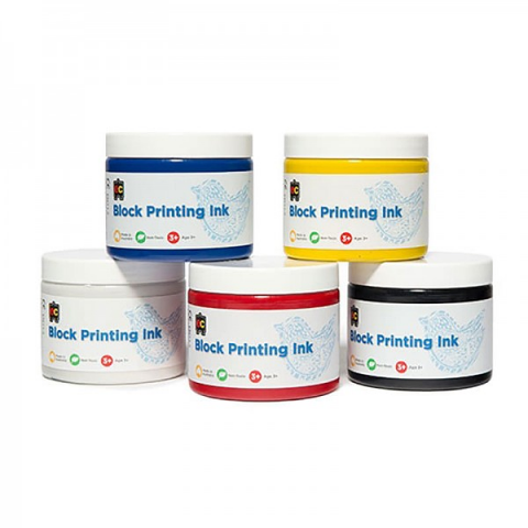 Block Printing Ink 250ml