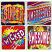 Super Foil Stickers 72 pack (FS234)