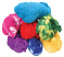 Stocking Pieces Coloured 100g