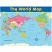 The World Map Chart