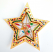 Cardboard Weaving Stars