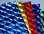 Metallic Prism Paper
