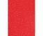 felt glitter red
