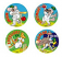 Cricket Stickers 96 pack (MS097)