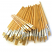Brushes Flat 579 class pack 60pack