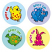 Spot On Stickers 96 pack (MS019)