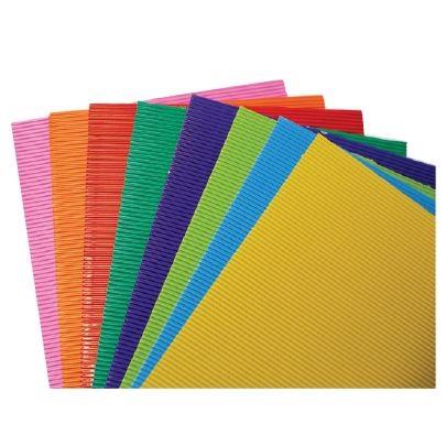 Corrugated Board A4 Coloured