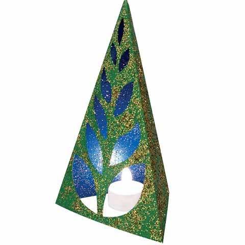 Cardboard 3D Trees 30 pack