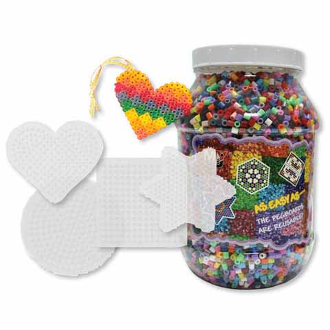 Fuse Beads 15000 Tub