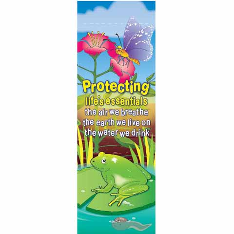Protecting Our Environment Bookmark