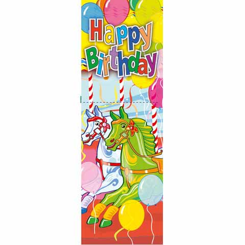 Birthday Bookmark