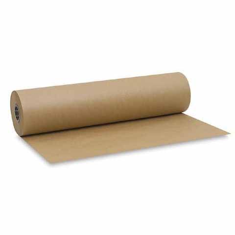 Brown Paper Roll 900mm x 235 metres
