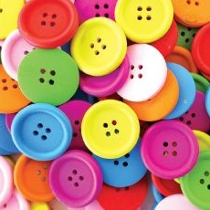 Wooden Buttons 250grams