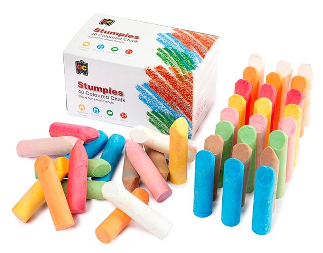 Stumpies Chalk 40 pack