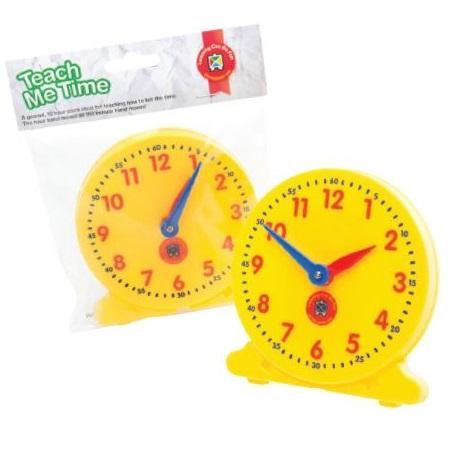 Teach Me - Teachers Clock
