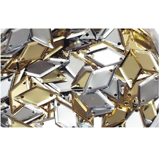 Diamond Shape sequins 100grams