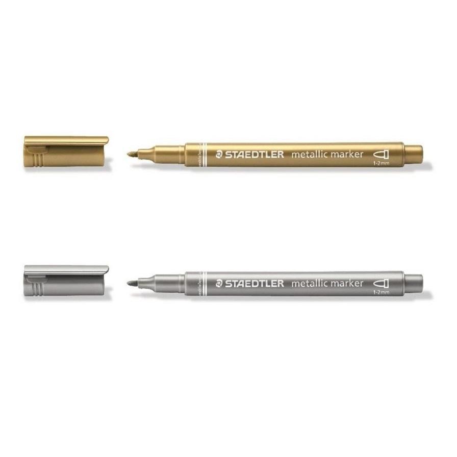 Staedtler Metallic Markers