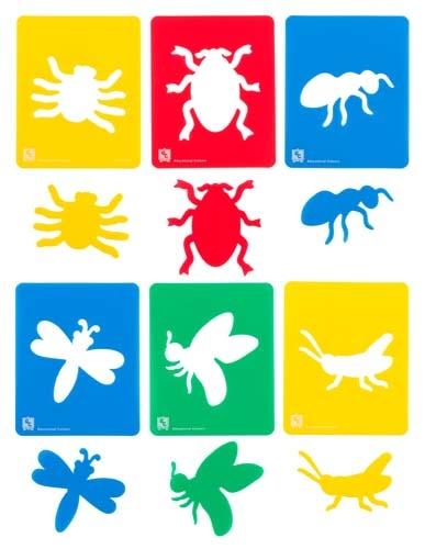 Stencil Insect