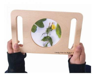 Two Hand Magnifier Glass