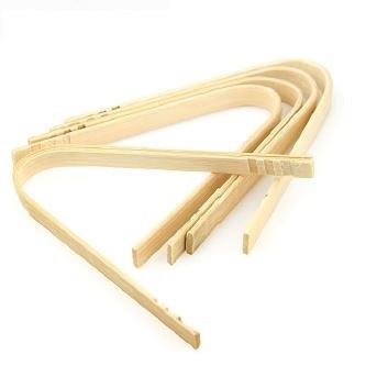 Bamboo Tongs 24pack