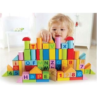Beech Wood Blocks 80pcs
