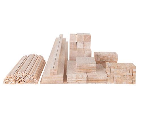Balsa Wood Classpack 325pack