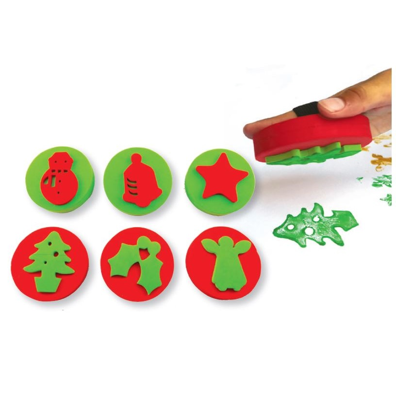 Christmas Foam Palm Printers