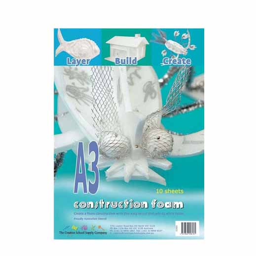 Construction Foam 10pack