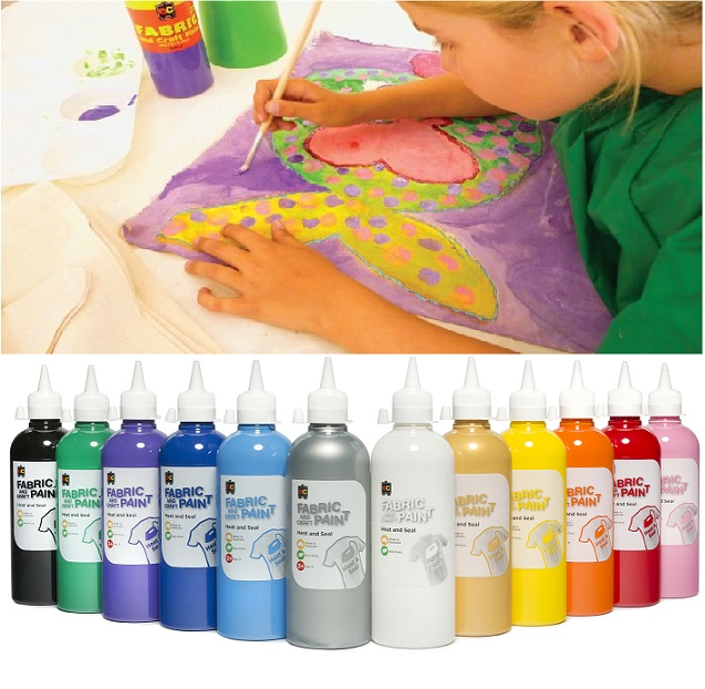 Fabric and Craft Paint 500ml