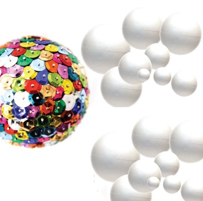Foam Balls Polystyrene