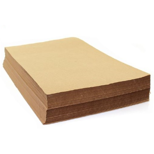 Kraft Paper Sheets 255x380mm 70gsm- 500pack