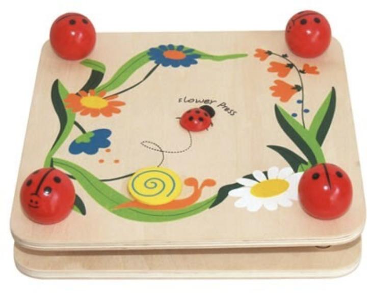 Flower Press - Lady Bug (Fun Factory)