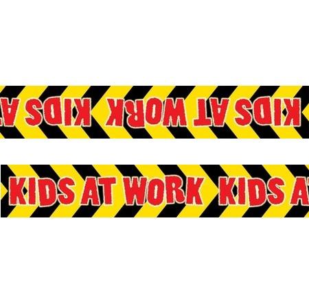 Kids at Work Border