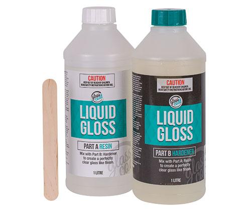 Liquid Gloss Kit 2L – 2 x 1L