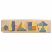 Long Shapes Puzzle