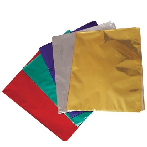 Metallic Cellophane 25 pack Assorted colours