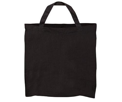 Black Cotton Bag 35 x 45cm 10's