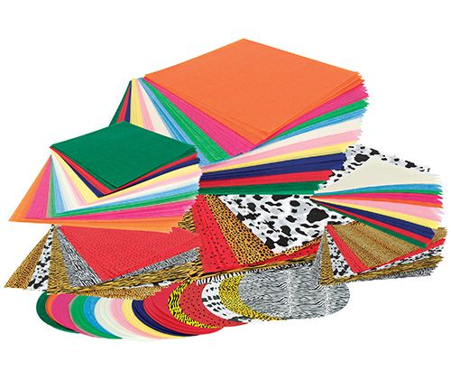 Classroom Tissue Pack 1000's