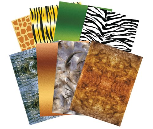 Animal Pattern Paper Pack