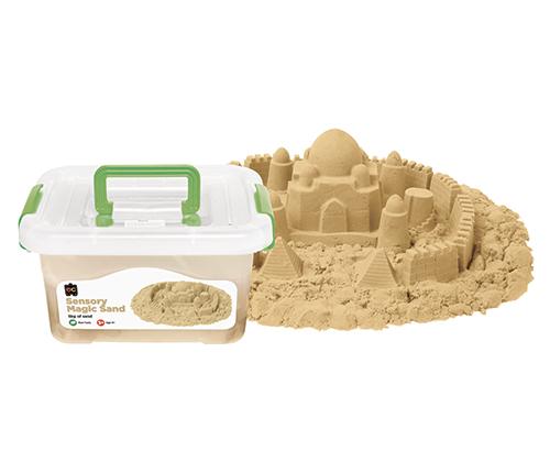 "Sensory Magic Sand 5kg ""Natural colour"""