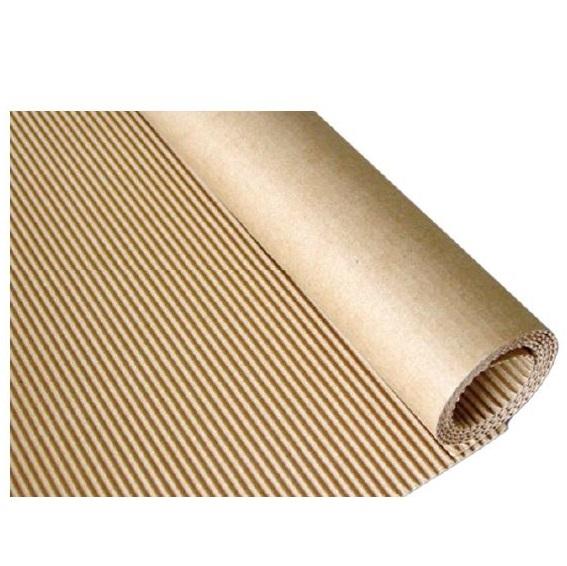 Natural Corrugated Board Roll