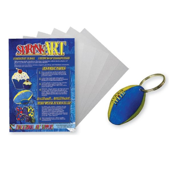 Shrink Art - A4 (5 sheets)