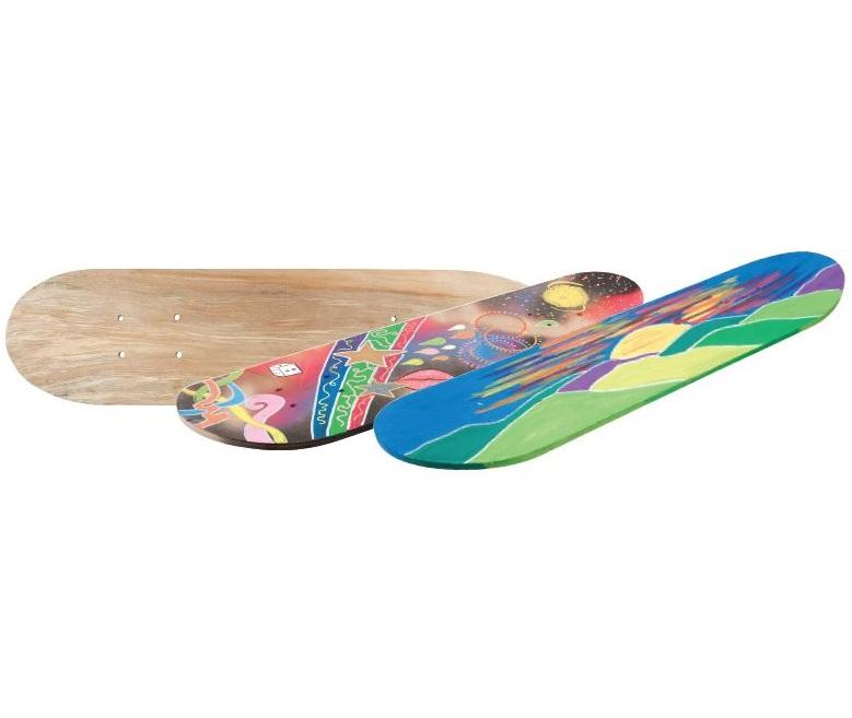 Skateboard Deck 80 x 20cm