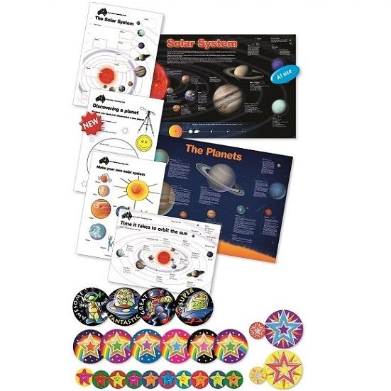 Solar System Combo Pack