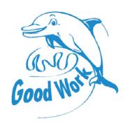 ST1242 Good Work Dolphin
