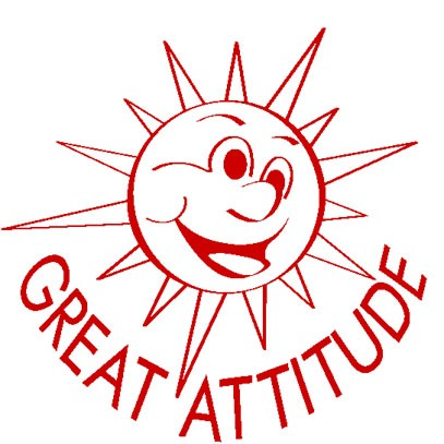 ST1243 Great Attitude Sun