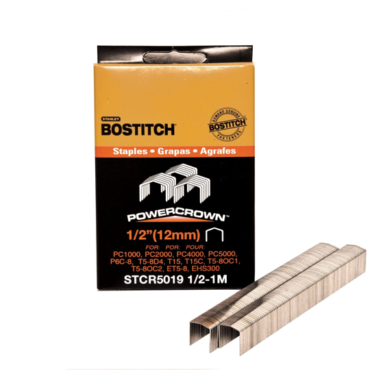 "Staples 3/8"" 1000pack  BOSTICH for T15/T6-8"
