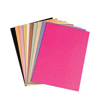 Sugar Paper A4 140gsm Assorted Colours– Pack of 100